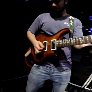 PRS GUITAR CUSTOM 24 REVIEW by ONUR TASKAN - YouTube