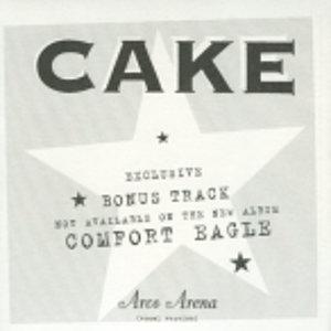 CAKE - ARCO ARENA by Moriyondo