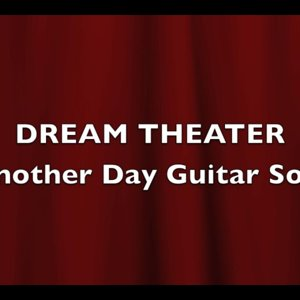 Murat İbze - Dream Theater - Another day(solo cover)