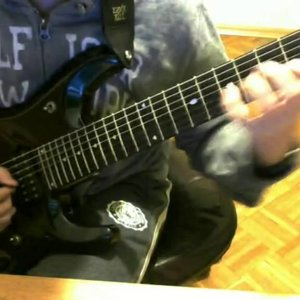 Dream Theater - Scarred (guitar solo cover) - YouTube