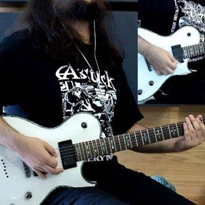 Mertcan Akyar-(Lamb of God - 512 guitar cover )