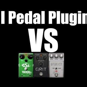 Snatchfire - 3 Pedal Plugins vs - YouTube