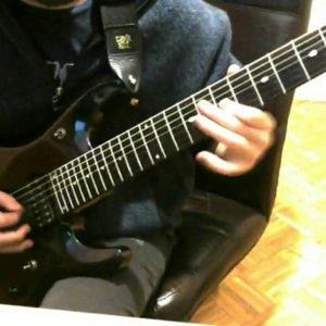 danger danger -  don't break my heart again [guitar solo cover] - YouTube