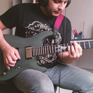 Killswitch Engage-Hate by Design (Guitar Cover) w/Solo - YouTube