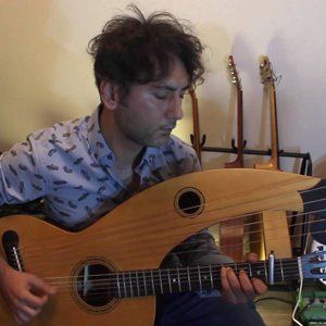 Ali Deniz Kardelen - Batsın Bu Dünya - Arp Gitar Cover - Orhan Gencebay Akustik Fingerstyle - YouTube
