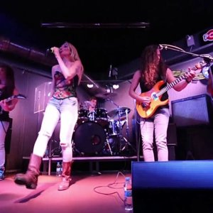 The Madcap - Rock N' Roll Revolution Live @ IF Performance Hall (02.06.2016) - YouTube