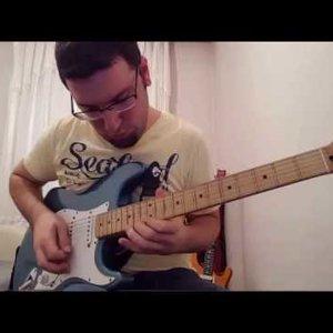 Eric Johnson venus isle solo part 2 - YouTube