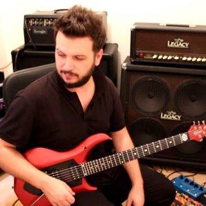 "Erdem Birgül- ""A Better Life"" Guitar Solo cover - YouTube"