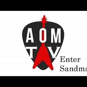 Metallica - Enter Sandman Cover (Guitar and Bass) - YouTube