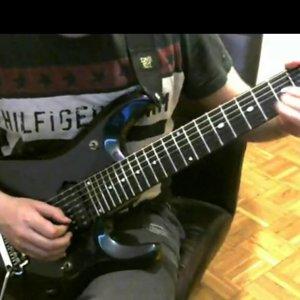 andy james style tapping (UltimateMetalImprovisationV2) Silverback - YouTube