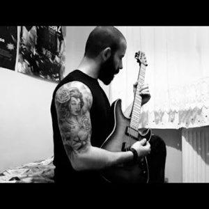 Septic Flesh - Anubis ( Guitar Cover ) - YouTube