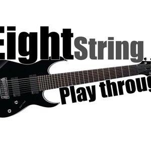 8 String play through - Metal - YouTube