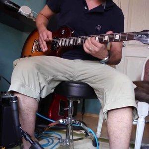 Styx Mr Roboto guitar cover - YouTube