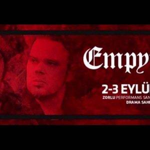 Empyrium - Live at Istanbul Zorlu PSM ( Full Concert ) - YouTube
