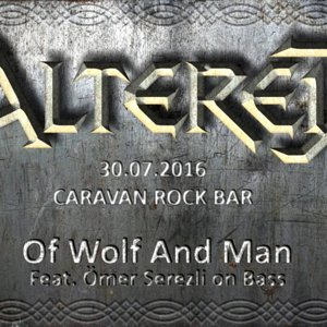 Altered - Of Wolf And Man
