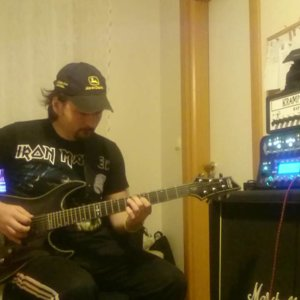 Megadeth This Was My Life guitar cover - YouTube