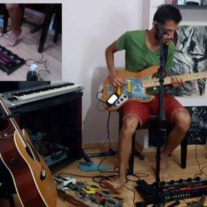 Turan Akkale - Şapkası Uçan Adam (Boss RC300 Performance - Original Song ) - YouTube