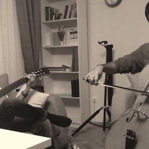 Paradise-Guitar&Cello Cover
