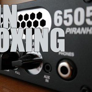 Peavey 6505 piranha micro head unboxing