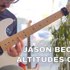Jason Becker - Altitudes Cover