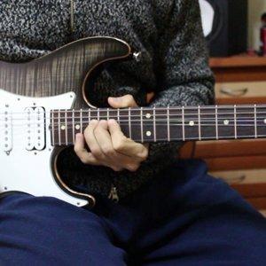 Joe Bonamassa style blues jam - Murat ibze - YouTube