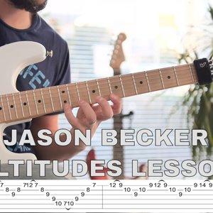 Jason Becker - Altitudes Arpeggios Ders
