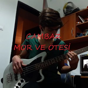 Mor ve Ötesi - Cambaz (Bass Cover) - YouTube