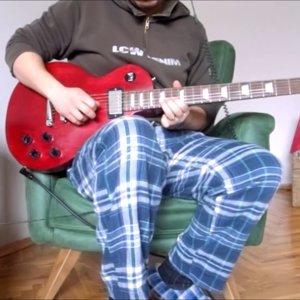 Cem Karaca - Deniz Üstü Köpürür Gitar Solo