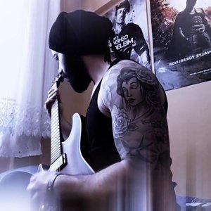 SepticFlesh - Prometheus ( Guitar cover ) - YouTube