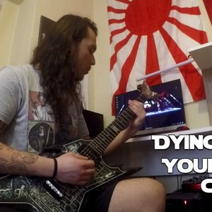 Trivium - Dying In Your Arms Cover by Mert Akcer - YouTube