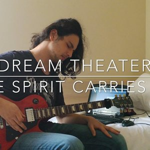 The Spirit Carries On Solo Cover