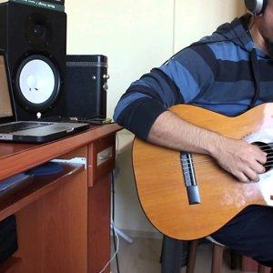 Murat ibze - Bahar (fretless guitar) - YouTube