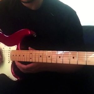 Running With The Night Solo Cover - YouTube