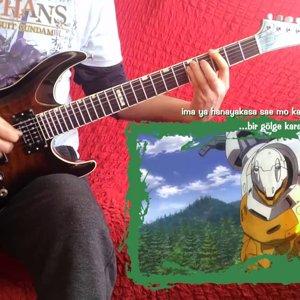 Gundam: IRON-BLOODED ORPHANS ED3 - Shounen no Hate (Guitar Cover) - YouTube