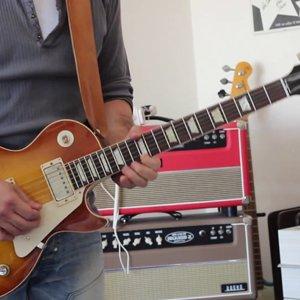 Home a'Loner Pt 27 - Playing over While My Guitar Gently Weeps ... Vokalde Ayça Müjde