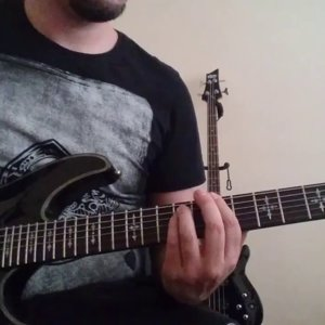 Cause of Death Solo Cover