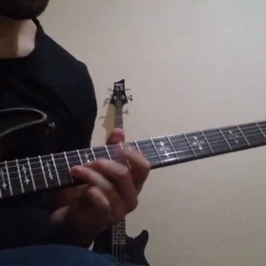 Shouting Fire at a Funeral (First Solo Cover)