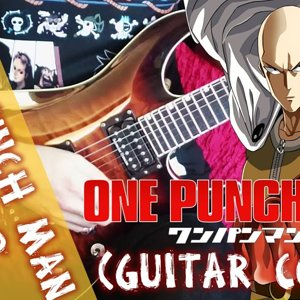 One Punch Man OP - The Hero (Guitar Cover)