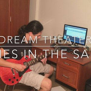 Dream Theater - Lines In The Sand Solo Cover