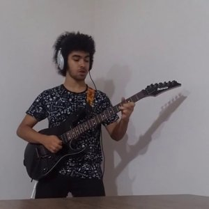 Rock The Night - Guitar Cover ( Europe )