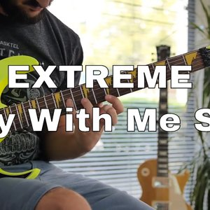 Extreme - Play With Me Solo Cover