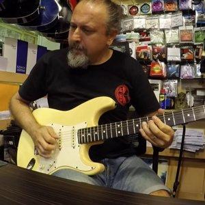 Arif DenizToker TOP 10 Rock Guitar Solos - Deep Purple Highway Star Guitar solo - YouTube