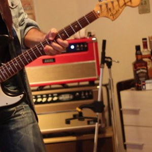 Home a'Loner Pt 40 - Playing Over Crosscut Saw (with 1979 Hardtail Strat ) - YouTube