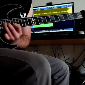 DEATH Crystal Mountain Guitar Cover - YouTube