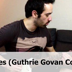 Ozgur Akyuz - Waves (Guthrie Govan Cover)