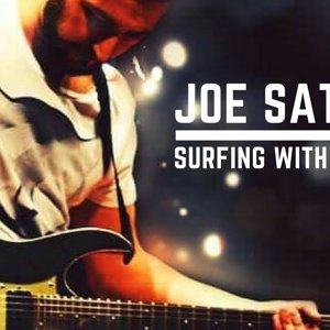 Joe Satrani - Surfing With The Alien Cover - YouTube