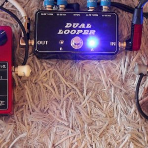 Free the Tone Custom Sov-2 (Sol) ve Free the Tone MS SOV (sağ)