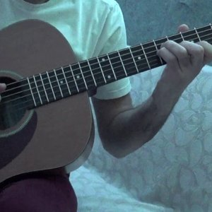 Joe satriani Tears in the rain acoustic guitar by kaya - YouTube