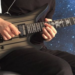 Avenged Sevenfold - Nightmare Solo Cover - YouTube
