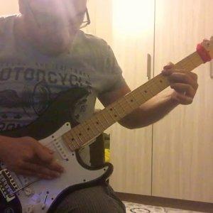 Michael jackson - Beat it solo cover